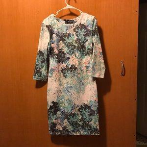 H&M Women's Three-quarter length sleeves dress